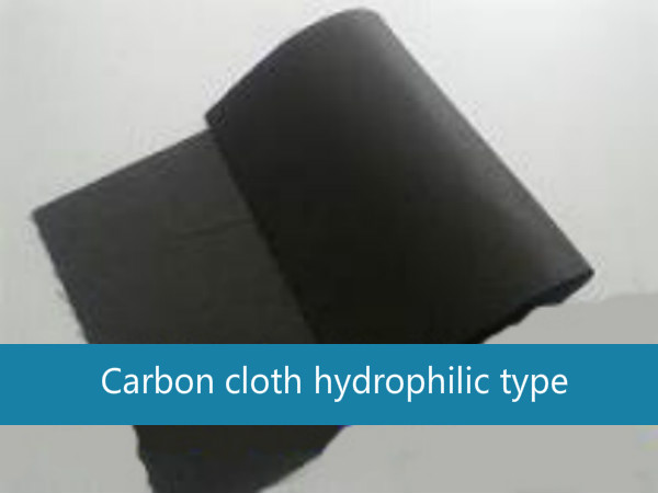 Carbon cloth, hydrophilic carbon cloth, flexible electrode, special for fuel cell.16cmx32cm