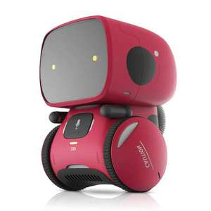 Smart-Kit Rc-Robot Intelligent Early-Education Voice-Control Singing-Touch Acoustic Interactive