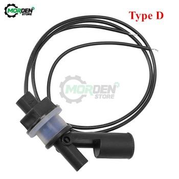 цена на Liquid Water Level Sensor Controller Horizontal Float Sensor Switch Side Mount Automatic Water Pump Controller For Tank Pool