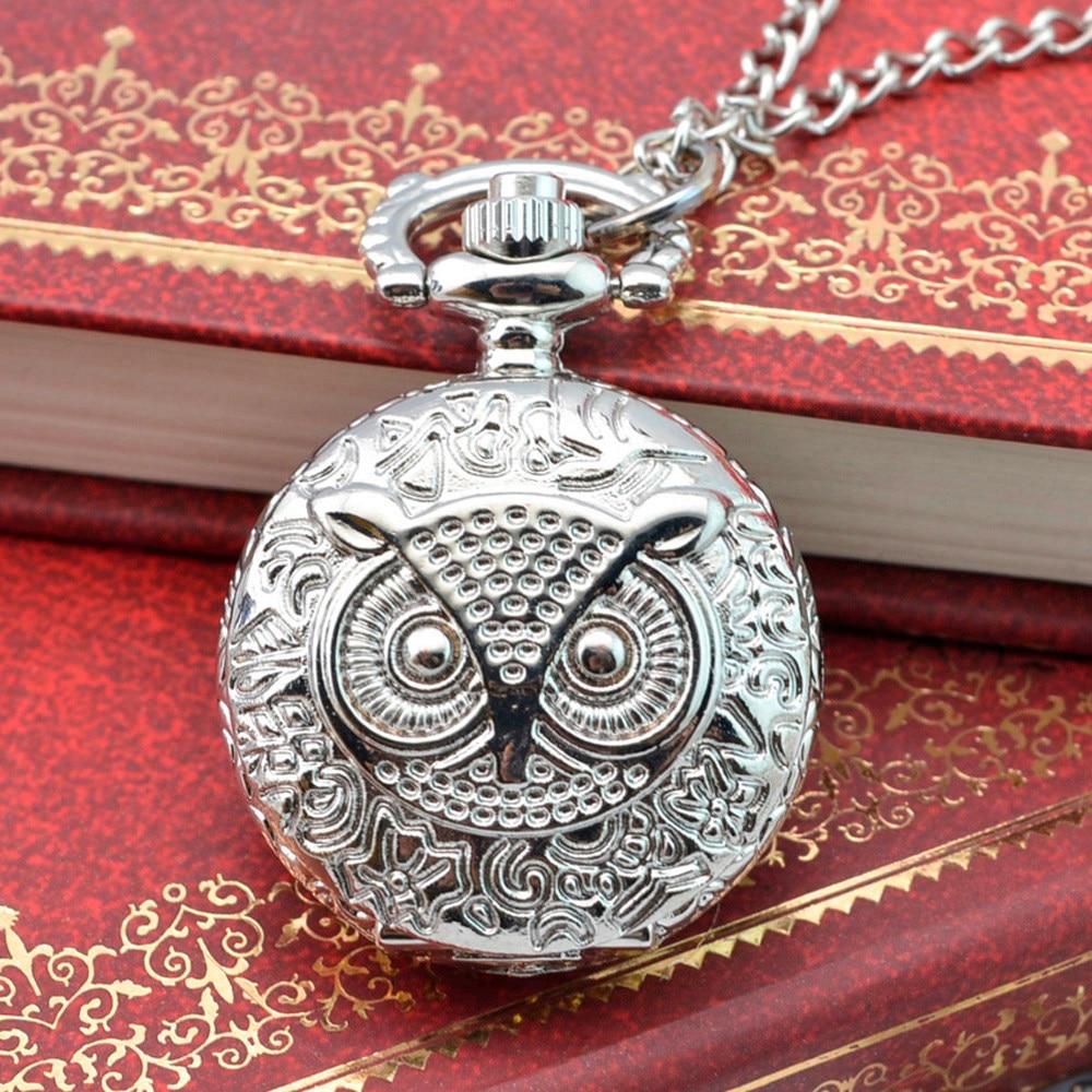 Punk Classic Retro Pocket Watch Vintage Steampunk Retro Bronze Design Pocket Watch Quartz Pendant Necklace Gift стимпанк Reloj