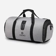 Дорожный Противоугонный рюкзак для мужчин, Вместительная дорожная Сумочка для хранения, многофункциональное водонепроницаемое отделение для обуви Mochila