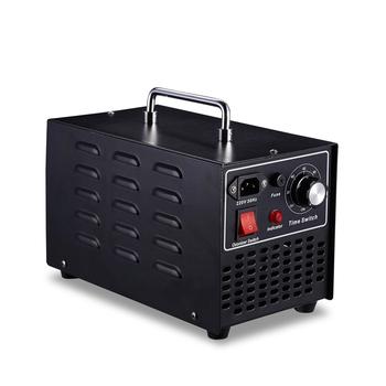 10G Generator ozonu oczyszczacz powietrza ozonu dezynfekcji maszyna YJF-108 filtr powietrza przestrzeń sterylizacji Generator ozonu tanie i dobre opinie LZHZXY 160W 220 v Household ozone generator 4 3kg air cooling 285*150*180mm iron shell spray GL2359 15L min