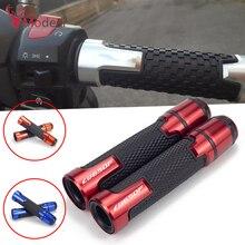 Pair 7/8 22mm Motorcycle handlebar grip handle bar Motorbike grips For HONDA CB650F cb 650f Accessories Handle Bar