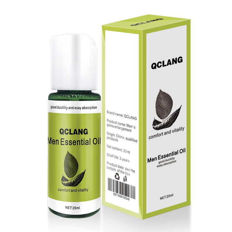 Big Ingrandimento Del Pene Crema Da Massaggio per Aumentare La Crescita Dimensione Dick Pene Crescita Essenziale olio Eiaculazione Ritardata Enhancer
