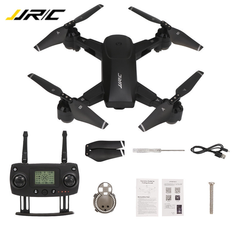 Jjrc H78g Remote-control Drone Aerial Photography High-definition Unmanned Aerial Vehicle GPS Positioning WiFi Real-Time Image T