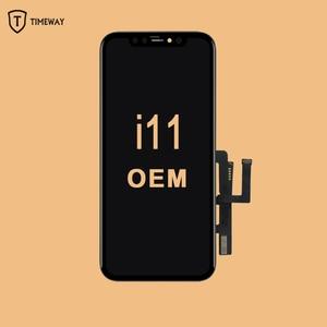 Image 1 - Tốt Nhất OEM LCD Dành Cho iPhone 11/Pro/ Pro Hiển Thị Tối Đa Với 3D Bộ Số Hóa Cảm Ứng Thay Thế Cho iPhone 11 iPhone X Màn Hình LCD