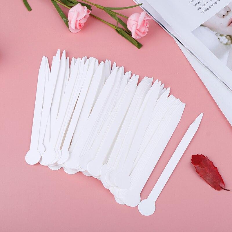 100 stücke Ätherisches Öl Test Streifen Aromatherapie Duft Parfüm Ätherische Öle Test Tester Papier Streifen 115*15mm