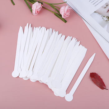 100pcs Essential Oil Test Strips Aromatherapy Fragrance Perfume Essential Oils Test Tester Paper Strips 115*15mm