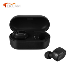 Noise Canceling Headphone Waterproof Sport Wireless Bluetooth Headset with Charging Box TWS 5.0 Earbud with Microphone for Gamer цена и фото