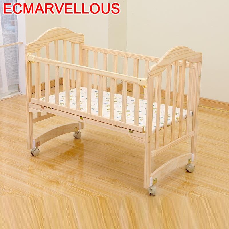 Children's Fille Kinderbed Ranza Letto Girl Letti Per Bambini Child Wooden Children Lit Chambre Enfant Kinderbett Kid Bed