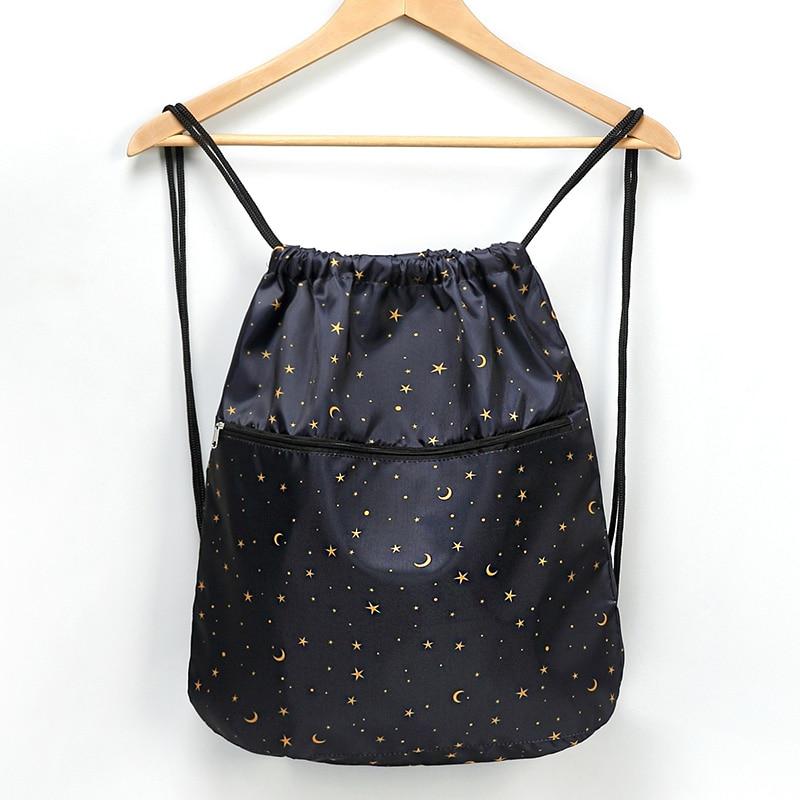 Рюкзак складной, легкий, моющийся, прочный, водонепроницаемый, маленький, портативный, для спорта на открытом воздухе