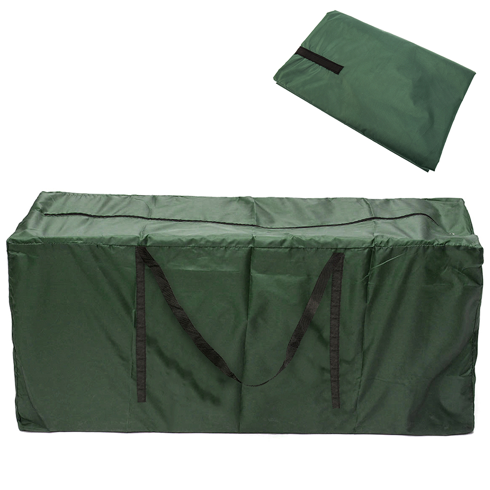 Furniture Cushion Storage Bag Outdoor Waterproof Polyester Christmas Tree Blanket Cover Multi-function Large Capacity Bags