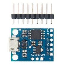 Vận Chuyển Miễn Phí! 10 Chiếc Digispark Kickstarter Micro Ban Phát Triển ATTINY85 Module USB