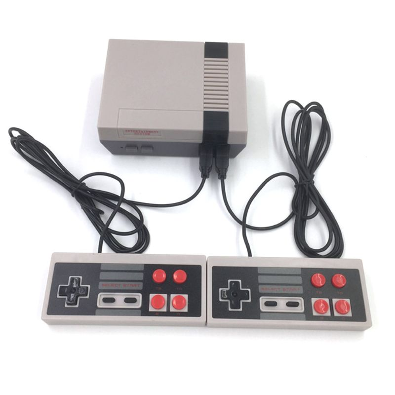 Mini Classic Retro TV Game Console Entertainment System Built-in 620 Games US EU Plug