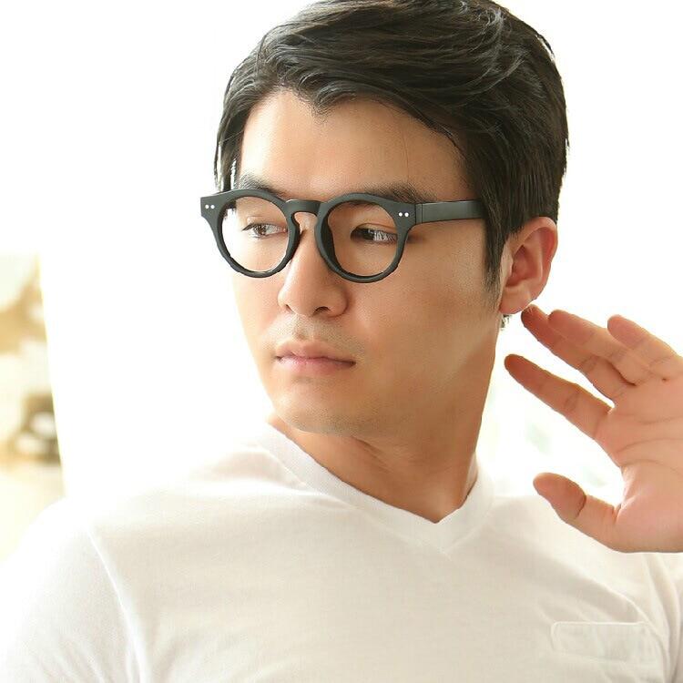 Vânzare Retro Ochelari optici rotunzi Cadru Clar Ochelari de calculator Bărbați Femei Oculos De Grau Myopia Ochelari de prescripție