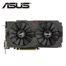 ASUS RX 570 4GB ekran kartı GPU AMD Radeon RX570 4GB oyun kartları PUBG bilgisayar oyun ekranı map 580 560 550 HDMI VGA DVI