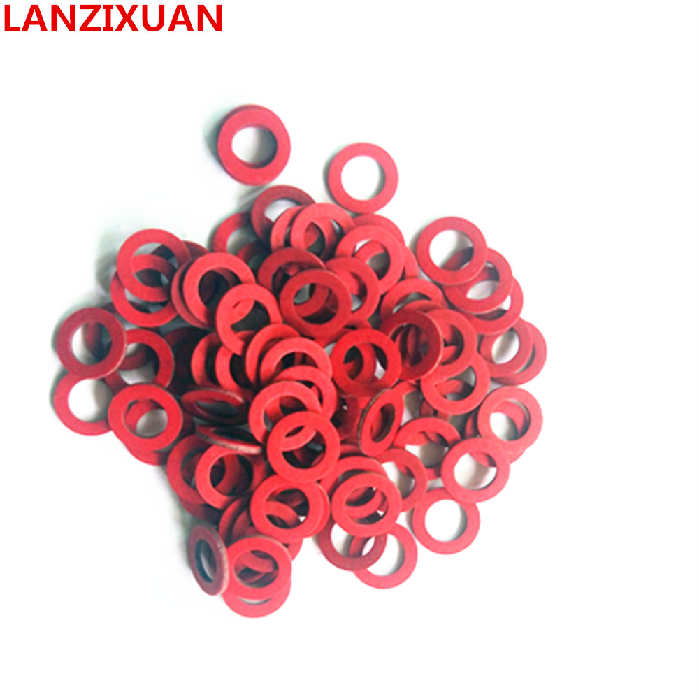 Free Shipping Parts For Yamaha Mercury Suzuki Honda Hyfong Outboard Gasket Universal Gearbox Grease Hole Spec: 12.8*8