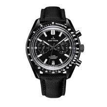 Riff Tiger männer sport uhr, herren chronograph uhren 50m wasserdichte militär quarz armbanduhr mode uhr relogio masculino