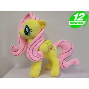 Image 2 - Unicorn Horse Princess Cadance Luna Nightmare Night Trixie Queen Chrysalis Plush Doll Stuffed Animal  Kids Toys Great Gift