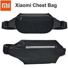 Xiaomi mijia 多機能スポーツレジャー胸のバッグウエストバッグアウトドアスポーツショルダーバッグベルトバッグポーチ防水バッグ