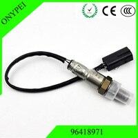 Sensor de oxigênio 96418971 para chevrolet captiva matiz rezzo faísca mazda eunos opel