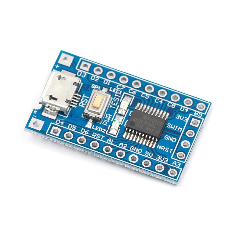 1PCS STM8S103F3P6 System Board STM8S STM8 Development Board Minimum Core Board