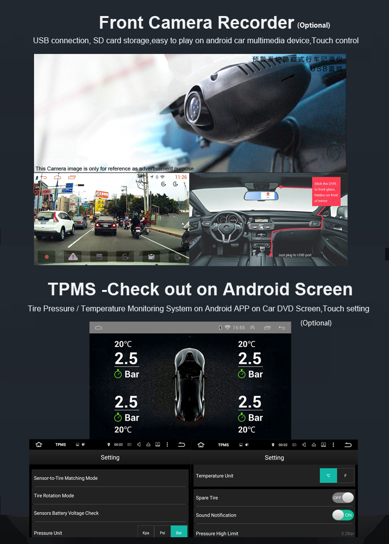 7 1Din GPS MirrorLink 17