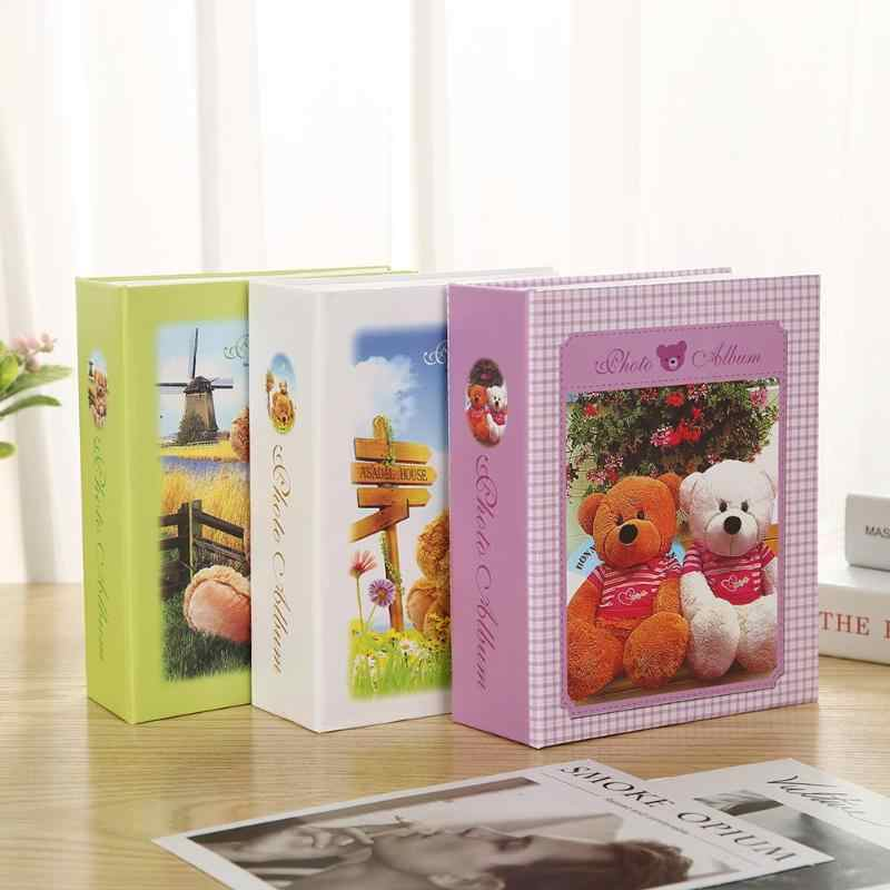 4D Insert Photograph Album New and High Quality Fashionable Atmosphere Superplastic Photo Album Family Wedding Memory Gift