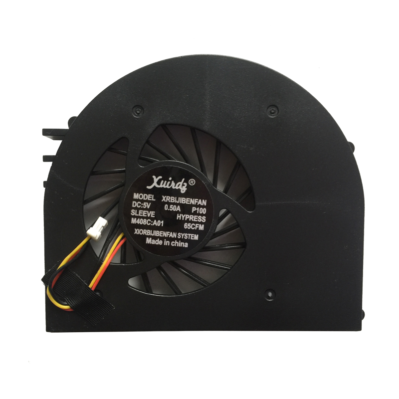 New CPU Cooler For Dell Inspiron N5110 15R Ins15RD M5110 M511r Ins15RD Laptop Fan MF60090V1-C210-G99 3PINS