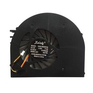 Nuova CPU del dispositivo di raffreddamento per Dell Inspiron N5110 15R Ins15RD m5110 m511r Ins15RD della ventola del computer portatile MF60090V1-C210-G99 3PINS
