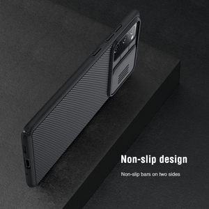 Image 5 - NILLKIN Slide Camera Lens Protection Cases For Samsung S20 FE S21 Ultra Plus Note 20 Ultra A51 A71 M31S M51 Slide Protect Cover