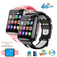 Soleeanre חכם שעון 4G gps wifi sim כרטיס גברים נשים Smartwatch אנדרואיד 9.0 Whatsapp Google לשחק וידאו שיחת צג tracker