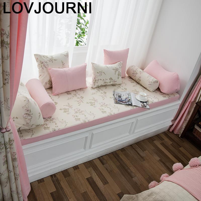 Back Cama Bedroom Deco Maison Floor Decoratif Mattress Seat Coussin Decoration Cojin Cushion Home Decor Window Sill Mat