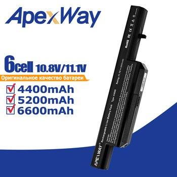 6 Cells 11.1v Laptop Battery for Clevo C4500 C4500Q C4501 C4505 W150 C4500BAT-6 6-87-C480S-4P4 C4500BAT 6 KB15030 W150ER 1