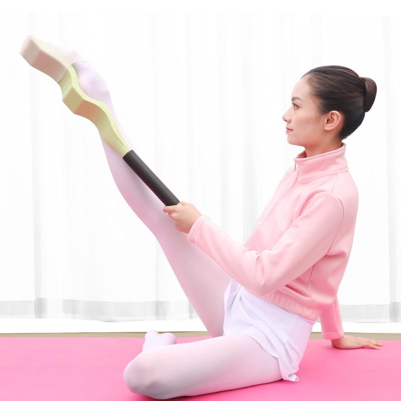 ABS Stretch Enhancer Dispositivo di Addestramento Punta Del Piede Barella Collo Del Piede Shaping Piedino Balletto Accessori di Ballo di Danza Esercizio Forniture