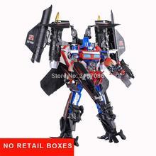 Movie Tf Transformatie Jetfire Vest Fit Op Commander DX9 2in1 Ko Action Figure Robot Speelgoed