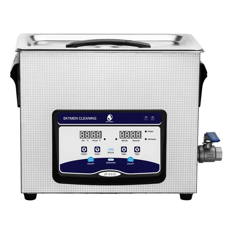 Skymen 6.5L обновления Ультразвуковой очиститель Degas Отопление таймер для ванной тематические товары про рептилий и земноводных инжектор двигатели для