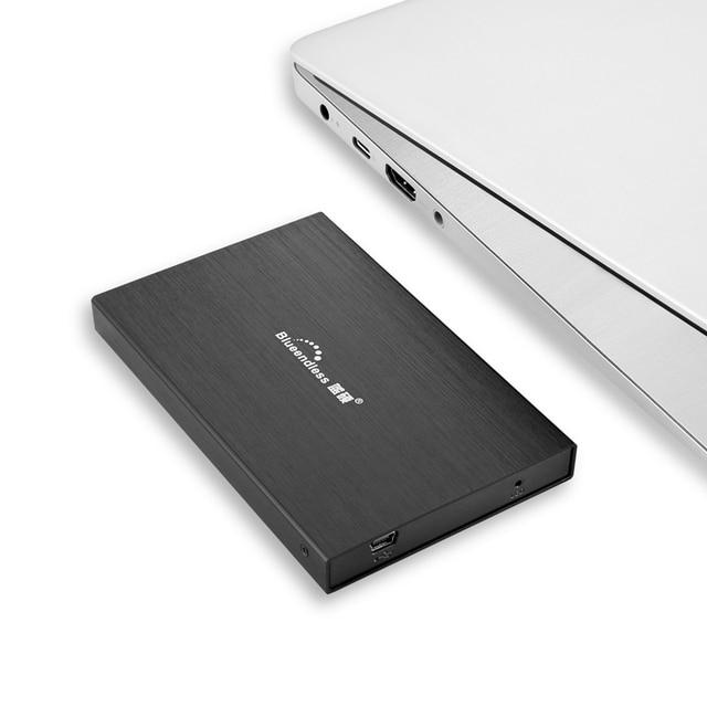 "Blueendless HDD 2.5""Portable External Hard Drive 500gb/750gb/1tb/2tb Hard Disk hd externo disco duro externo for Laptop Desktop 4"
