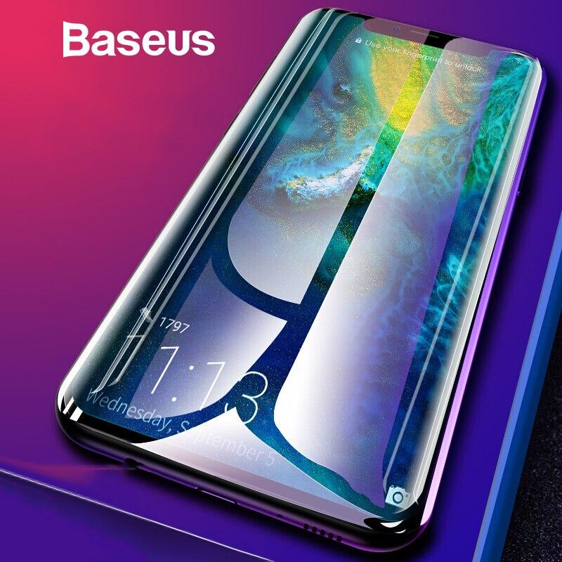 Baseus Schutz Glas Für Huawei Mate 20 20 Pro Screen Protector 3D Oberfläche Volle Abdeckung Aus Gehärtetem Glas Für Huawei Mate 20