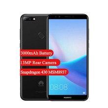 Huawei Y7 Prime 2018 5.99 ''3GB 32GB Snapdragon 430 Octa Core 13MP Hinten Kamera 3000mAh Gesicht ID Fingerprint Handy