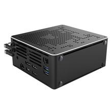 Mini PC windows 10 Pro, Intel i9 10980HK, 8 cœurs, 16 Threads, 2x DDR4, 2x M.2 NVMe SSD, 4K, HTPC, HDMI, DP, wi-fi, nouveauté 2021