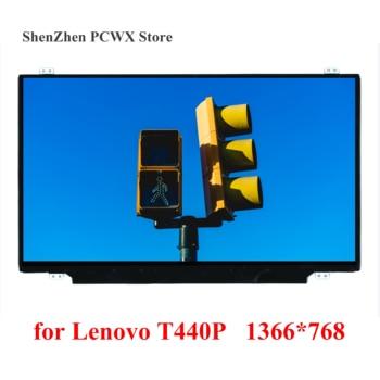 LP140WH2-TPT1 fit B140XTN02.E 02.6 LP140WHU-TPB2 for Lenovo thinkpad t440p Computer LCD Display Screen 1366 * 768 eDP 30pins