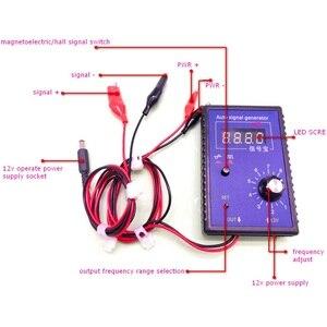 Image 5 - Auto Voertuig Signaal Simulator Generator Auto Hall Sensor En Krukas Positie Sensor Signaal Tester Meter 2Hz Tot 8 Khz