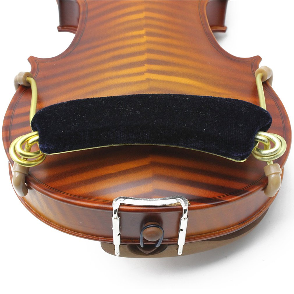 Violin Shoulder Pad Shoulder Pad Spring Shoulder Pad Full Model Musical Instrument Accessories Professional Strap