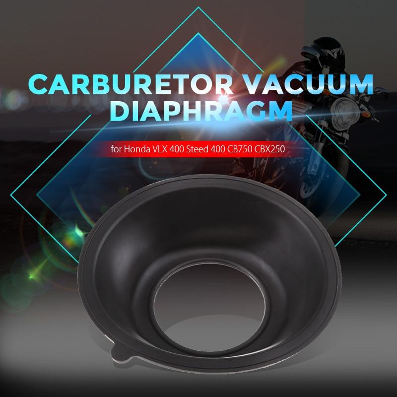 Image 3 - 1 Pcs Carburetor Vacuum Piston Diaphragm Slide For Honda VLX 400 Steed 400 CB750 CBX250 Rubber Motorcycle Accessories-in Carburetors from Automobiles & Motorcycles