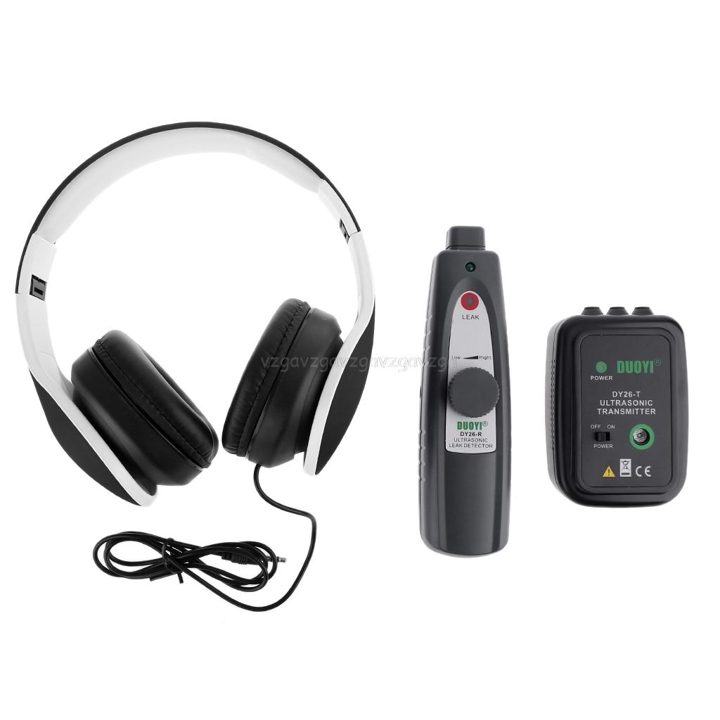 Portable DY26 Ultrasonic Flaw Detectors Gas Vacuum Sealing Leakage Tester Auto Car Repair Location Determine Leak Tester J21 20|Ultrasonic Flaw Detectors| |  - title=