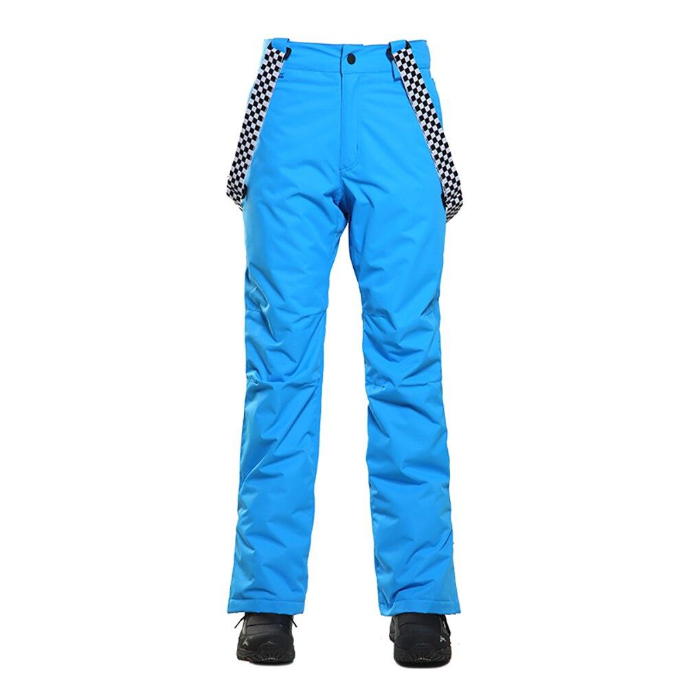 SIMAINING hommes pantalon de Ski imperméable coton hiver chaud Snowboard neige pantalon de Ski en plein air pantalon de Ski pour les hommes - 4