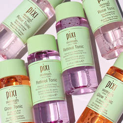 Pixi 5% Glycolic Acid Glow Tonic Moisturizing Oil-controlling Essence Toners Astringent for Female Makeup Cosmetics For Face