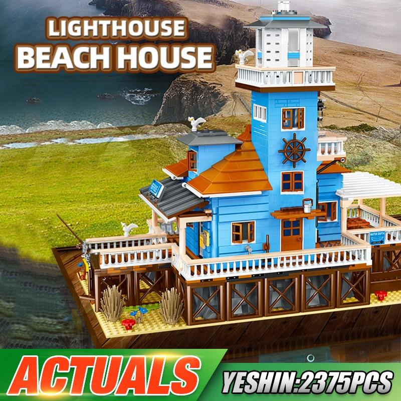 Yeshin 12002 The Lighthouse Model Building Blocks