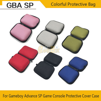 Carrying Pouch Bag Box Case for Nintend GBA SP Gameboy Advance SP Protective Cover Case Bag for GBA SP Game Console yuxi lcd screen protector protective film for gameboy advance color pocker for gba gba sp gbc gb gbp for gbm console